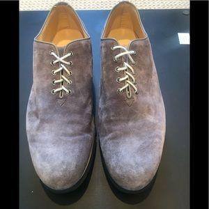 Manolo Blahnik bowling style shoe